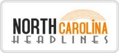 north carolina headlines