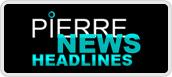 pierre news headlines